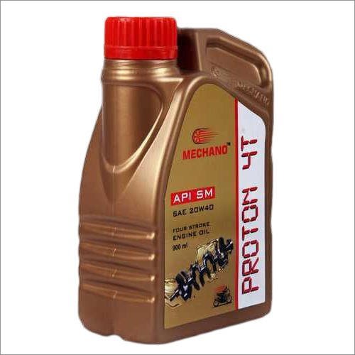 Mechano Proton 4T 20W40 API SM Two Wheeler Engine Oil