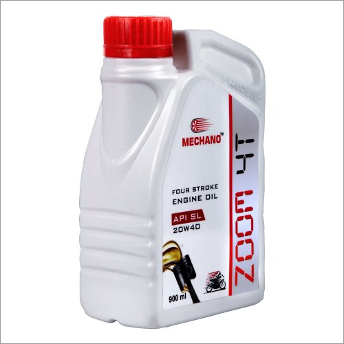 Mechano Zoom 4T 20W40 API SL Engine Oil