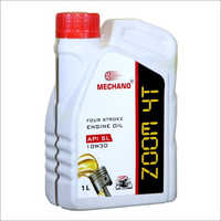 Mechano Zoom 4T SAE 10W30 API SL Engine Oil