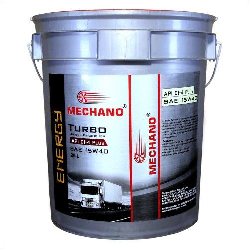 Mechano Energy 15W40 API CI-4 Plus Diesel Engine Oil