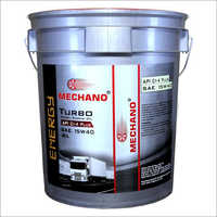 Mechano Energy 15W40 API CI-4 Plus Diesel Engine Oil