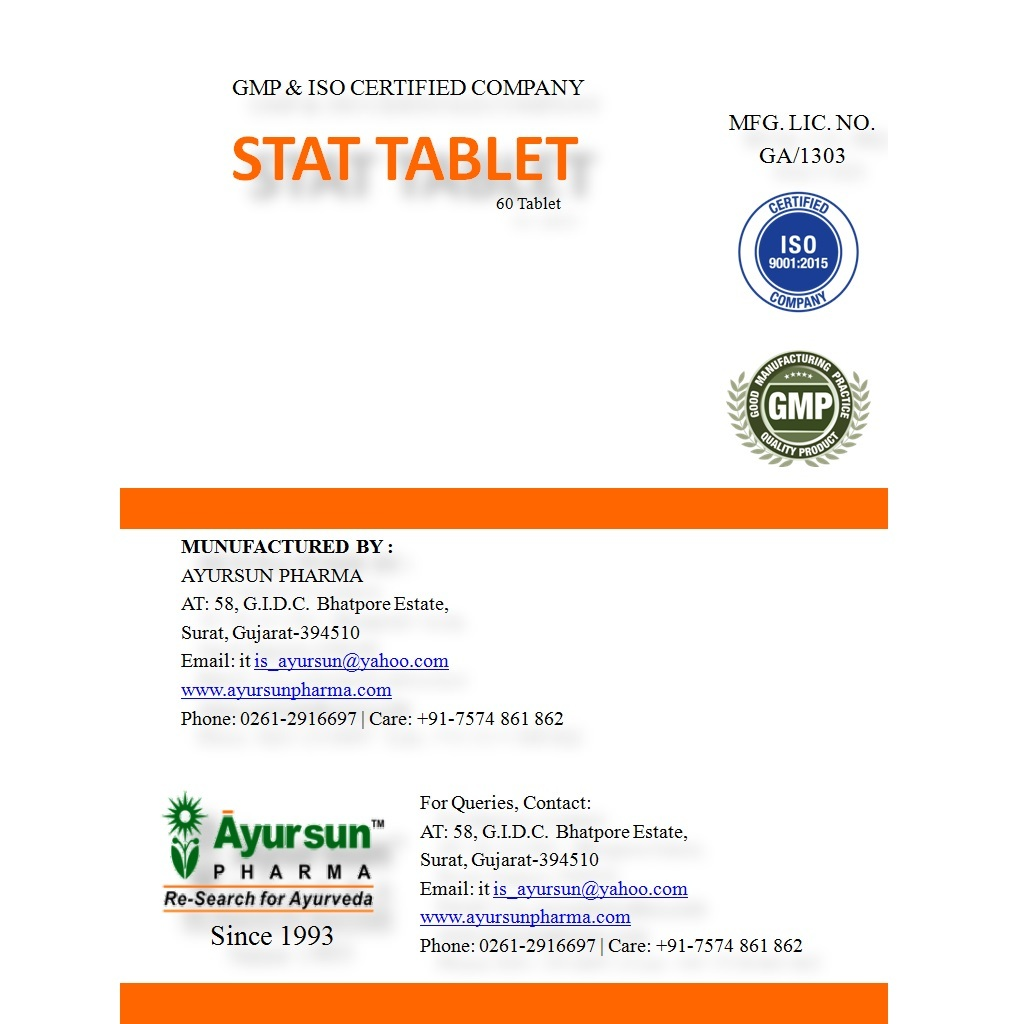 Herbal Tablet For Prostate-State Tablet