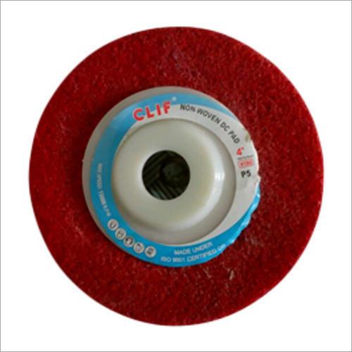 Felt Polishing Wheel ( Red & White)