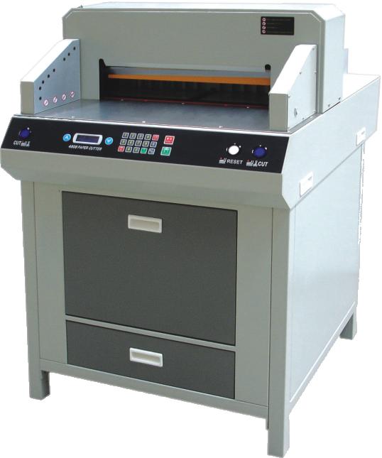 "Programmable Paper Cutter 4808HD / 19"""