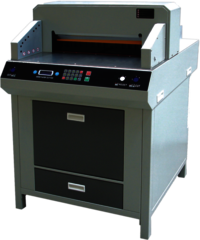 Paper Cutter Electric 4808HD / 19