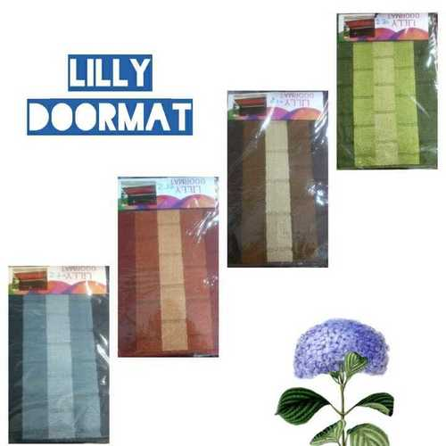 Lilly anti skid doormate