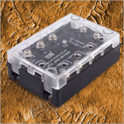 480 VAC 10-60 Amps DC Control Three Phase Solid State Relay