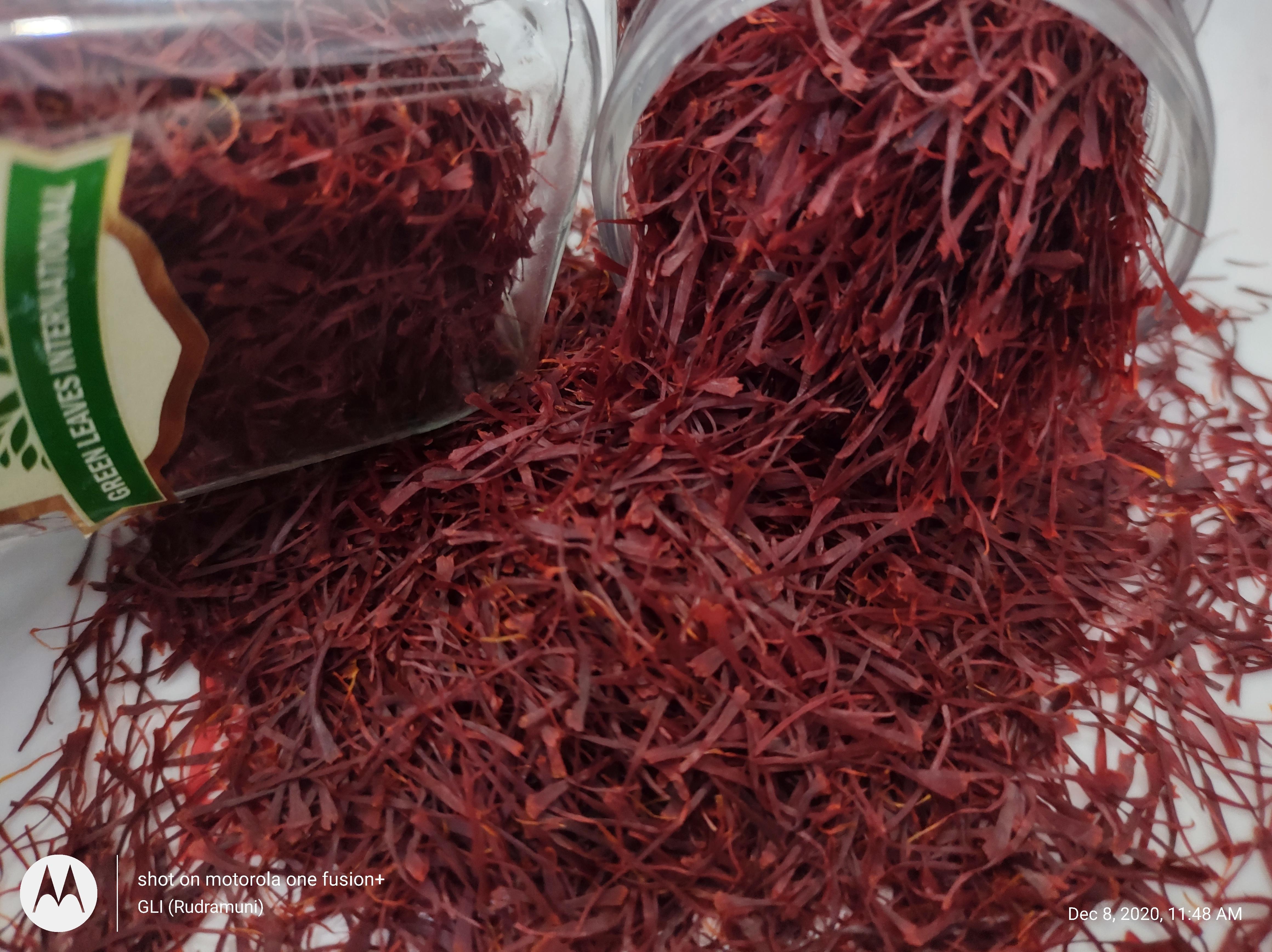 Kashmir Natural Saffron
