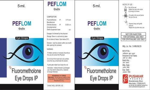 Fluorometholone Eye Drops Ip