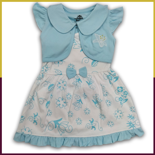 Sumix Skw 0183 Baby Girls Frock