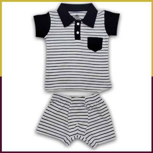 Sumix Skw 2022 Baby Boys T-shirt And Short
