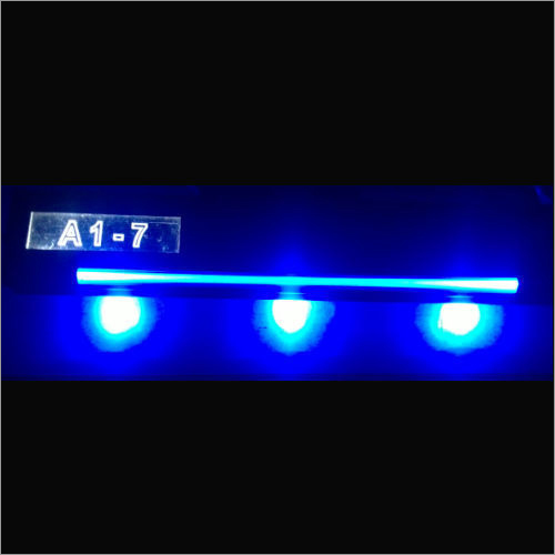 Step Light With Number