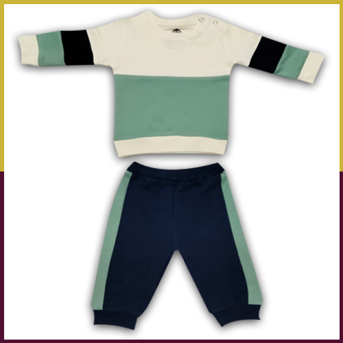 Sumix Skw 2031 Baby Boys T-shirt And Pant