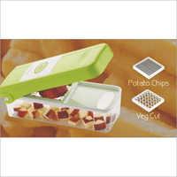 Fruit & Veg Cutter Deluxe (2 In 1)