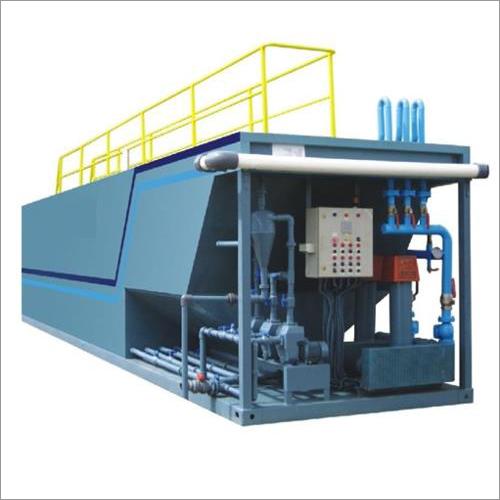 Compact Prefabricated STP Plant