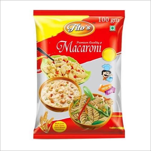 100 GM Premium Quality Macaroni