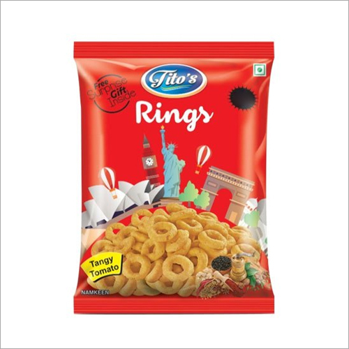 Rings Tandy Tomato Corn Puff
