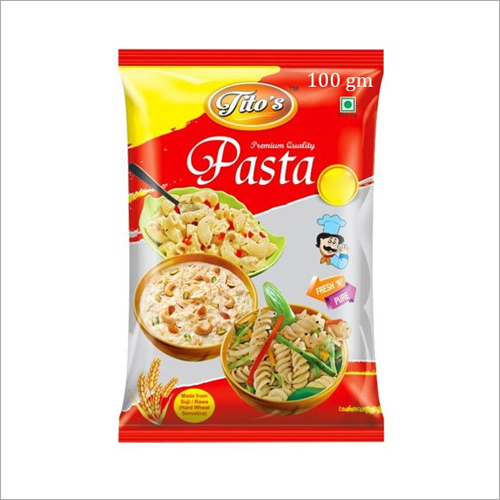 100 GM Premium Quality Pasta