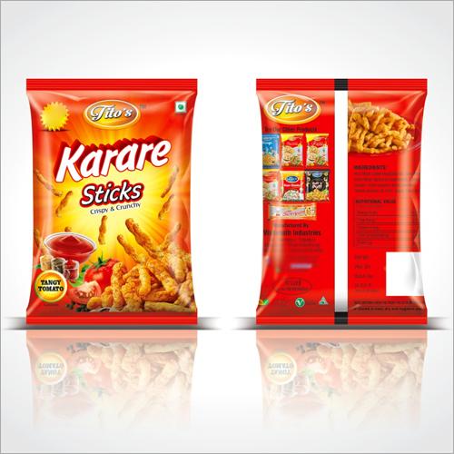 Crispy And Crunchy Tangy Tomato Karare Sticks