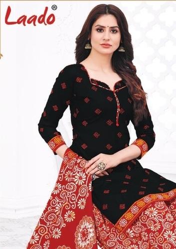 Laado Priti Patiyala Vol 5 Pure Cotton Printed Dress Material Catalog
