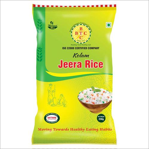 25 kg Jeera Rice