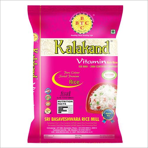 Vitamin Rich Rice