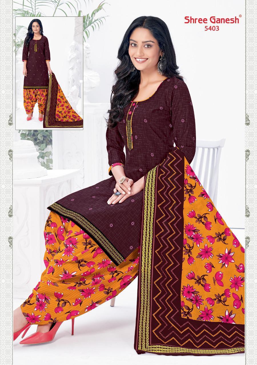 Shree Ganesh Panchi Vol 5 Cotton Readymade Suit Catalog