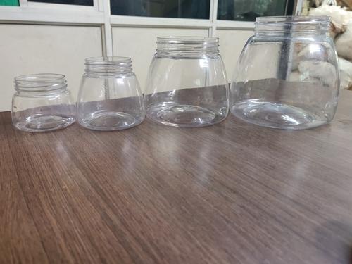 PET Plastic Ghee Jars