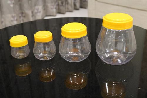 100 ml to 1 Ltr Pet Ghee Jars