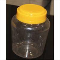 1 L PET Plastic Jars