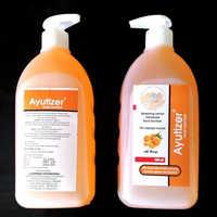 Ayutizer-Hand sanitizer- Orange