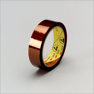 3M Low Static Polyimide Film Tape 5419