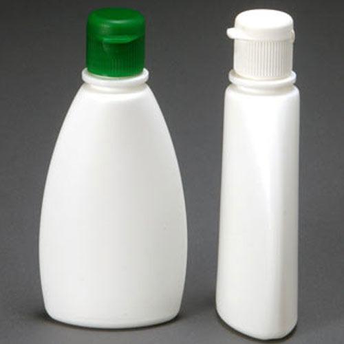 60ml Hdpe Oval Bottle