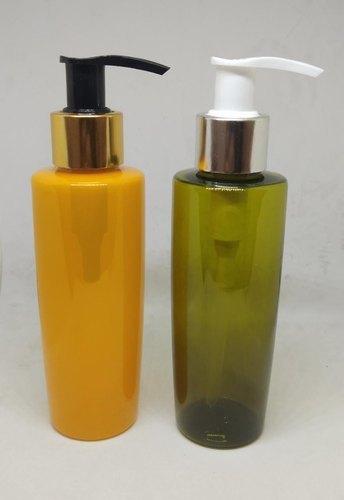 Cosmetic PET Oval Bottle