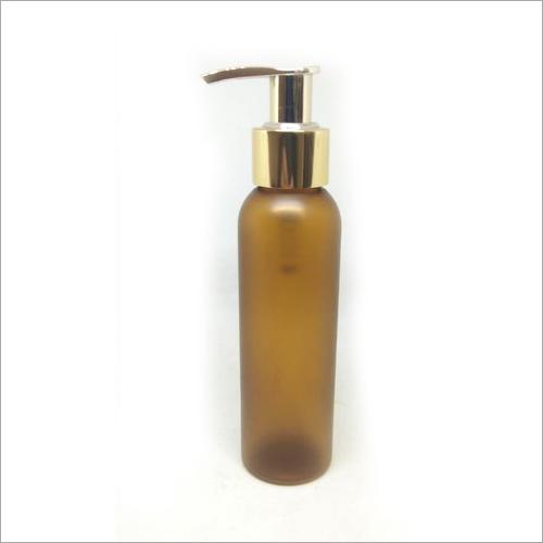 120ML Cosmetic Pet Round Bottles