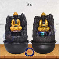 Reclining Buddha Backflow Incense Burner
