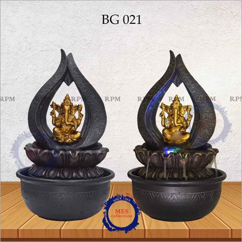 Fancy Ganesha Backflow Incense Burner