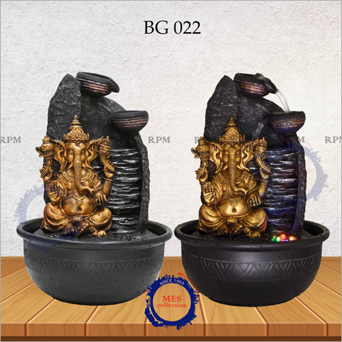 Shree Ganesha Backflow Incense Burner