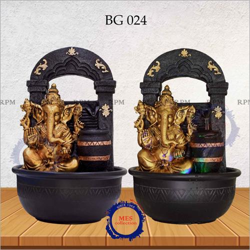 Lord Ganesha Backflow Incense Burner