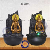 Mahadev Backflow Incense Burner