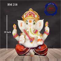 10 Inch Ganesh Statue