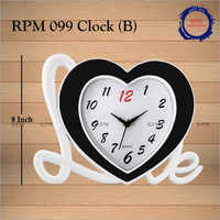 8 Inch Table Clock