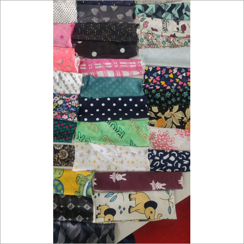 Single Jersey Printed Fabric