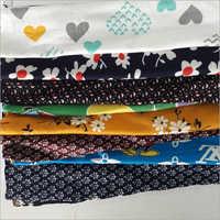 Single Jersey Lycra Print Fabric
