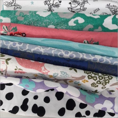 1 X 1 mm Printed Rib Fabric
