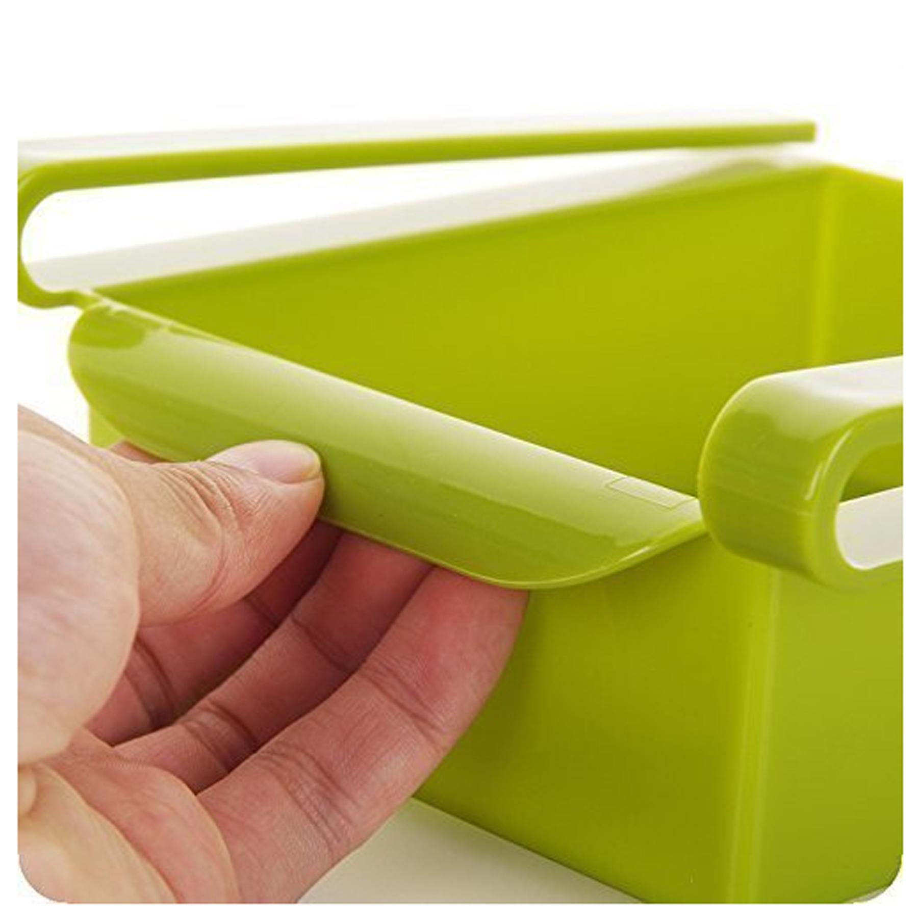 Refrigerator Plastic Storage Fridge Racks Tray Shelf Drawer