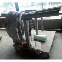 Steel Storing Trolley