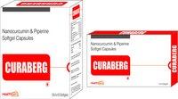 Nanocurcumin & Piperine Softgel Capsules
