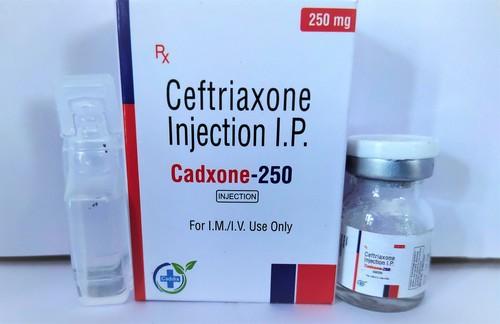 CEFTRIAXONE 250 INJECTION