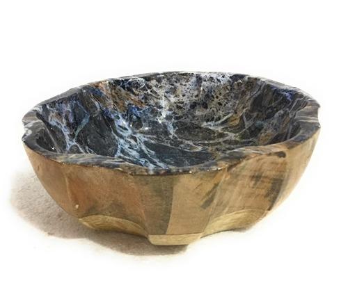 New Kangura Design Mango Wood Bowl